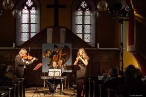 Klassik-Konzert in der Dorfkirche Groß-Ziethen